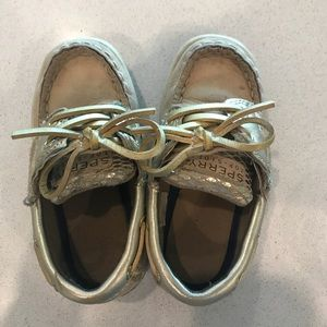 Sperry girls shoes